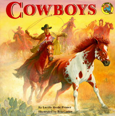 Cowboys By Penner, Lucille Recht/ Carter, Ben (ILT)