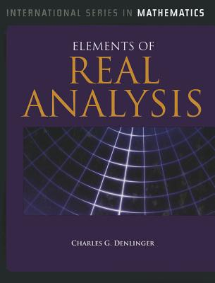 Elements of Real Analysis By Denlinger, Charles G.